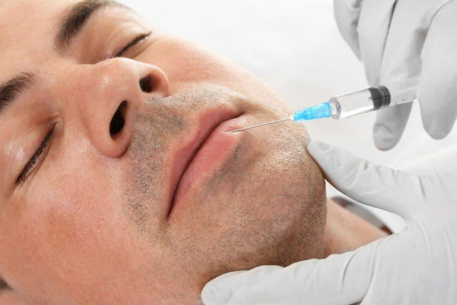 aesthetic treatments for men