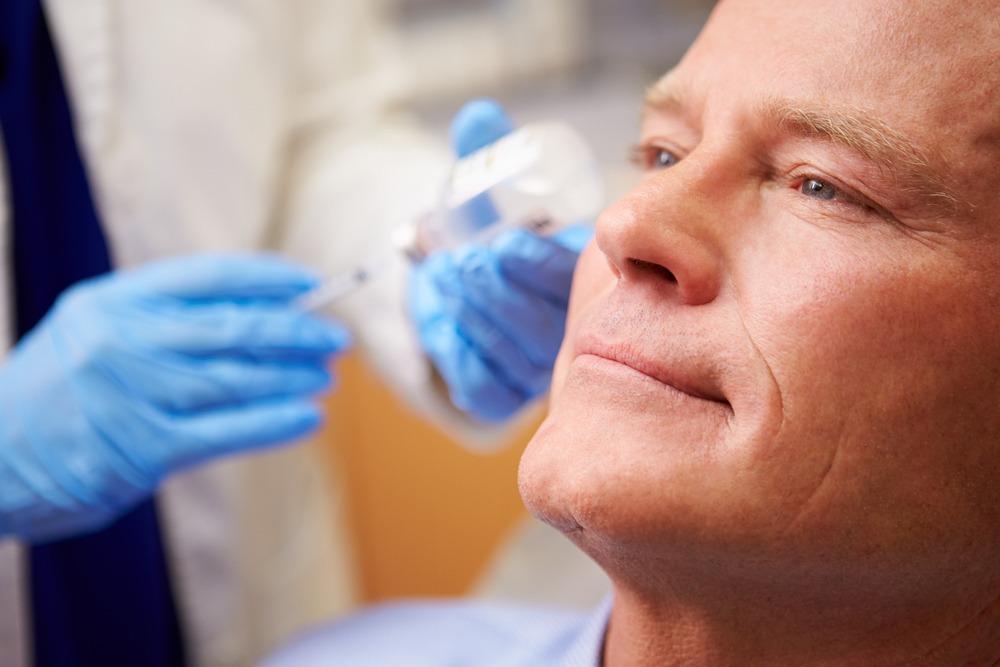 botox treatments for men
