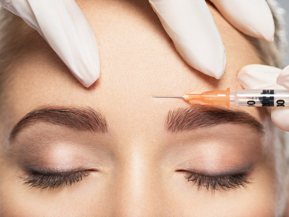 aethetics botox clinic london